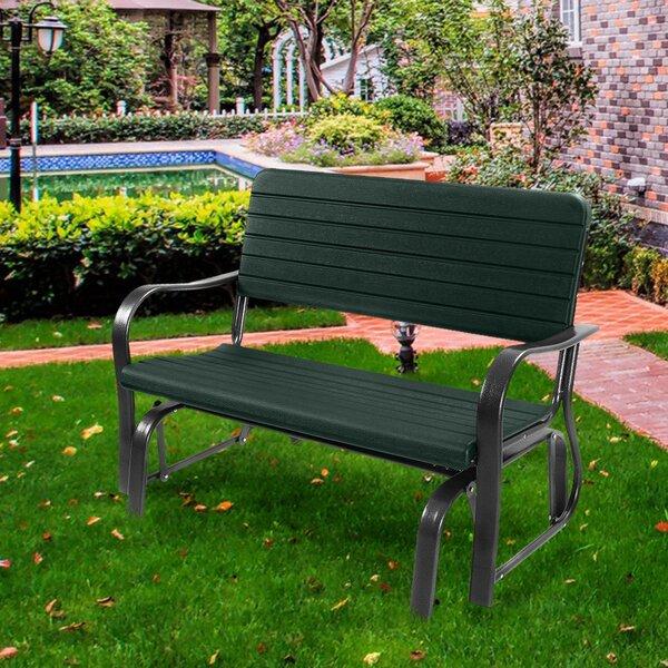 Potsdam Swing Garden Bench by Winston Porter
