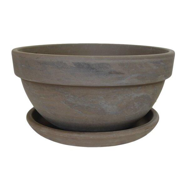 Obi Bowl 2 Piece Terracotta Pot Planter Set by Gracie Oaks