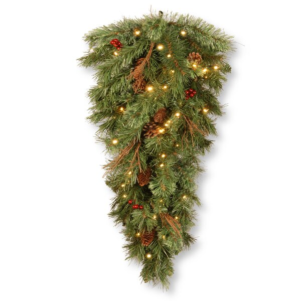 Glistening Pine Teardrop by The Holiday Aisle