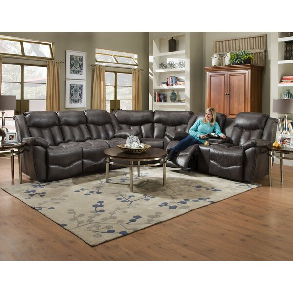 Jenkins Reclining Sectional by Red Barrel Studio
