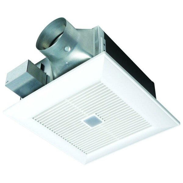 WhisperFit® EZ Energy Star Bathroom Fan with SmartAction® Motion Sensor by Panasonic®