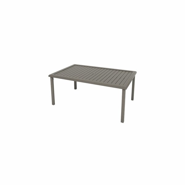 Amici Metal Dining Table by Tropitone