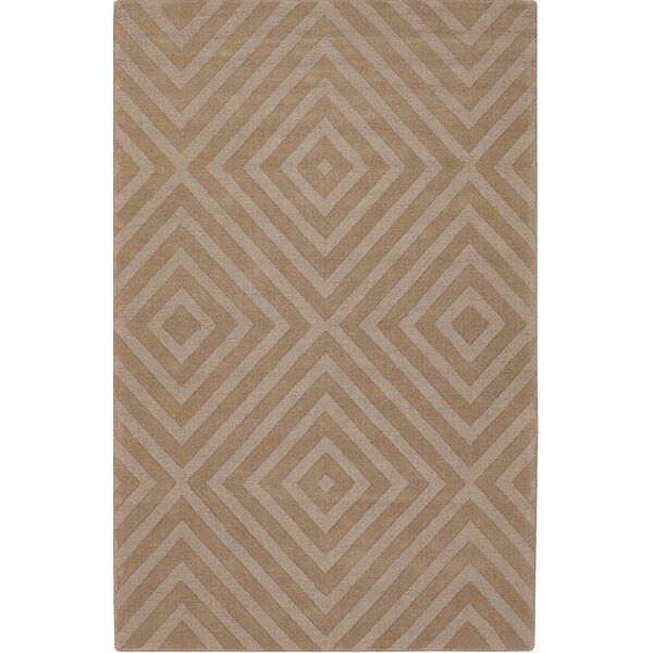 Carissa Brown Area Rug by Corrigan Studio