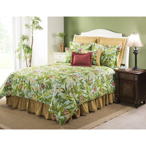Augie Bloom Single Comforter