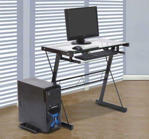 April Modern Office Workstation Computer Desk by Ebern Designs