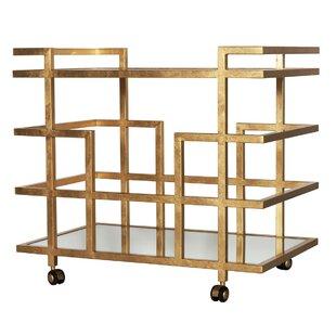 Ireland Linear Bar Cart