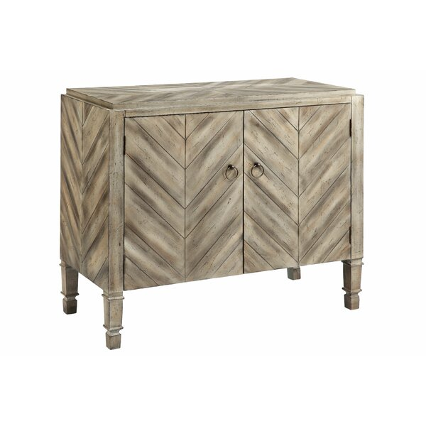 Burtrum 2 Door Accent Cabinet by Union Rustic