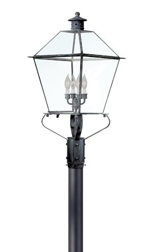 Theodore 4-Light 60W Lantern Head by Darby Home Co