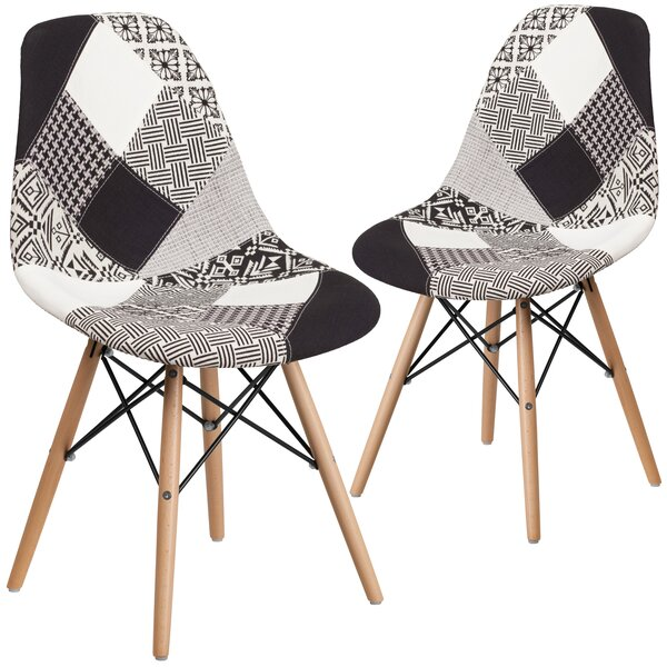 Ressler Side Chair (Set Of 2) By Wrought Studio