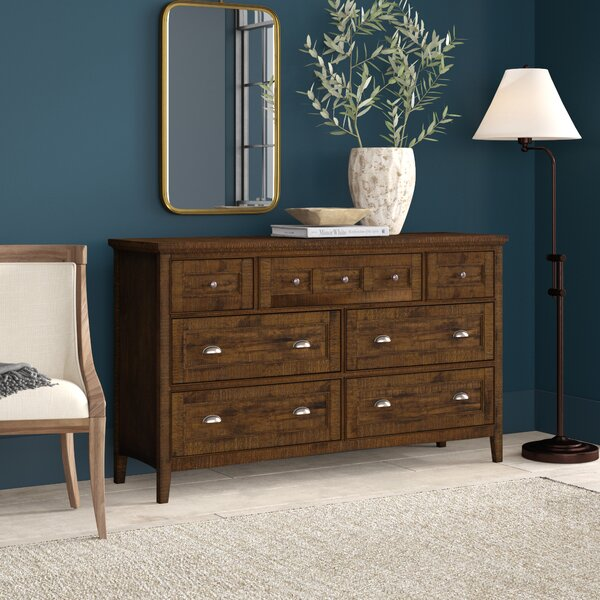 Firth 7 Drawer Dresser by Greyleigh