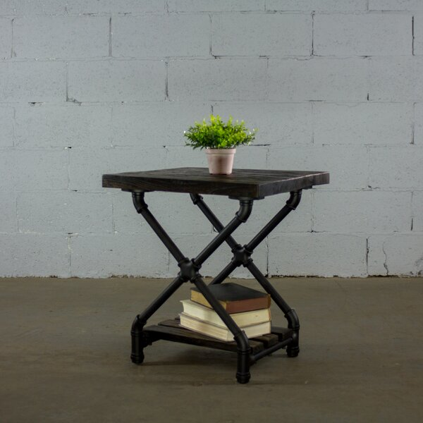 Humphrey End Table by 17 Stories