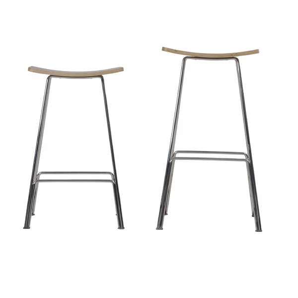 Sooriyakumar 28.75 Bar Stool by Orren Ellis