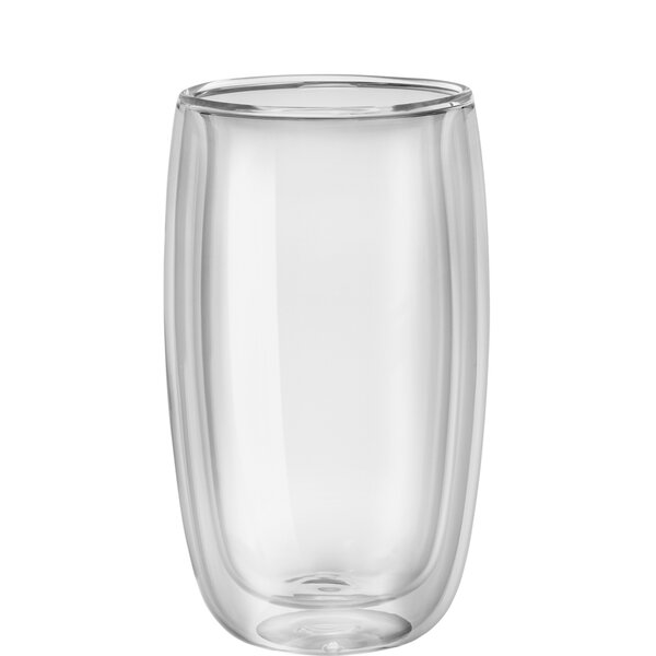 Sorrento 12 oz. Glass Every Day Glasses (Set of 8) by Zwilling JA Henckels