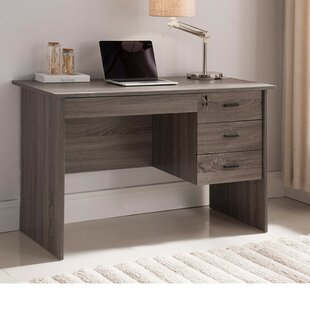 Affordable Burtch Executive Desk By Foundry Select