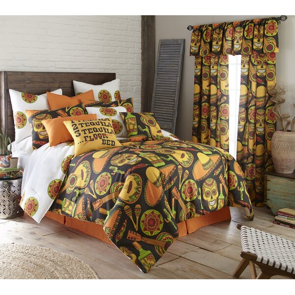 Reversible Comforter Set by East Urban Home