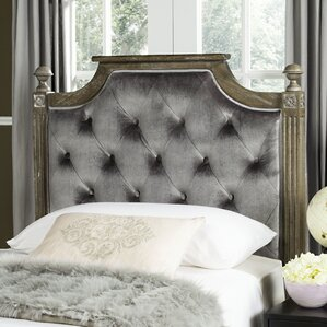 Binne Upholstered Panel Headboard by Ophelia & Co.
