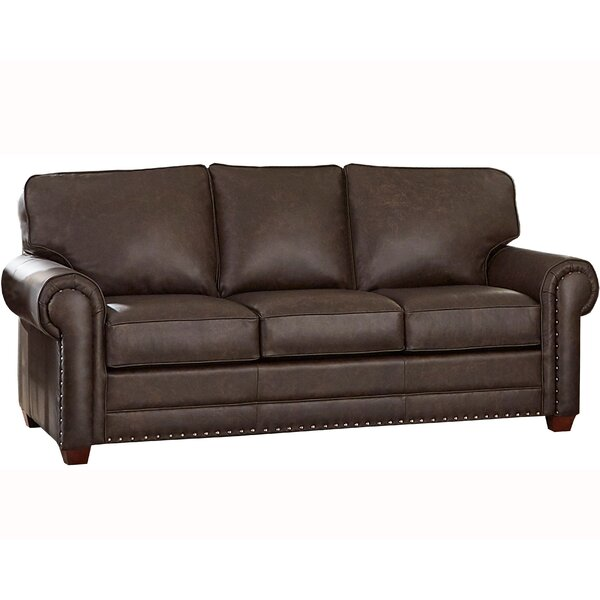 Home & Outdoor Lexus Leather Sofa Bed
