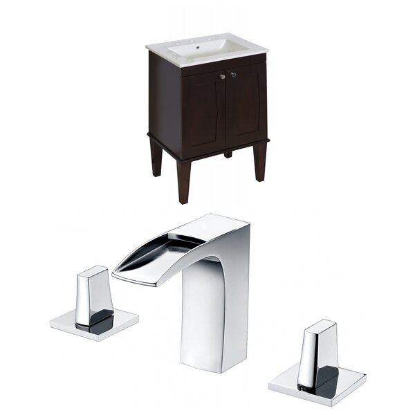 Roxy 24 Single Bathroom Vanity Set by American Imaginations