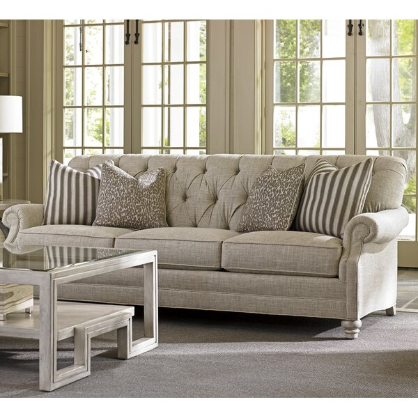 Perfect Priced Oyster Bay Greenport Sofa by Lexington by Lexington