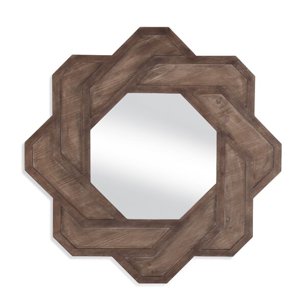 Oecusse Accent Mirror by Union Rustic