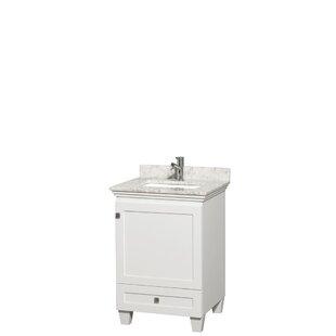 Best Reviews Acclaim 24 Single Bathroom Vanity Set ByWyndham Collection