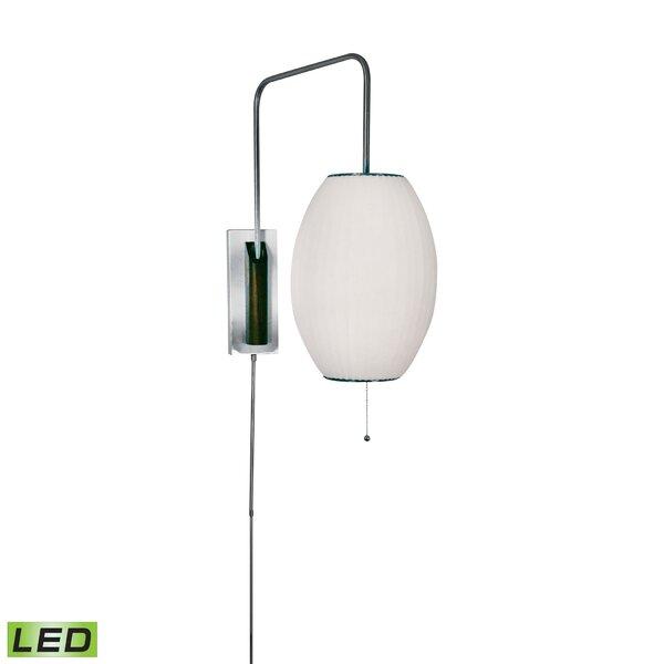 Delgado Swing Arm Lamp by Orren Ellis