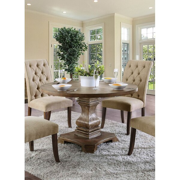Calila Round Dining Table by Birch Lane™