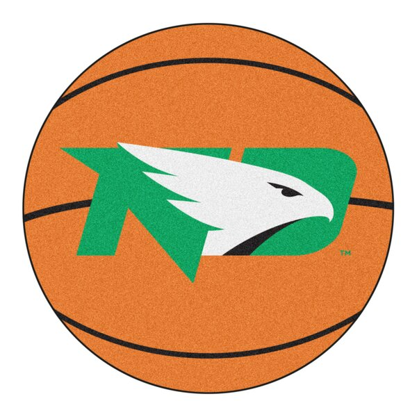 NCAA University of North Dakota Basketball Mat by FANMATS