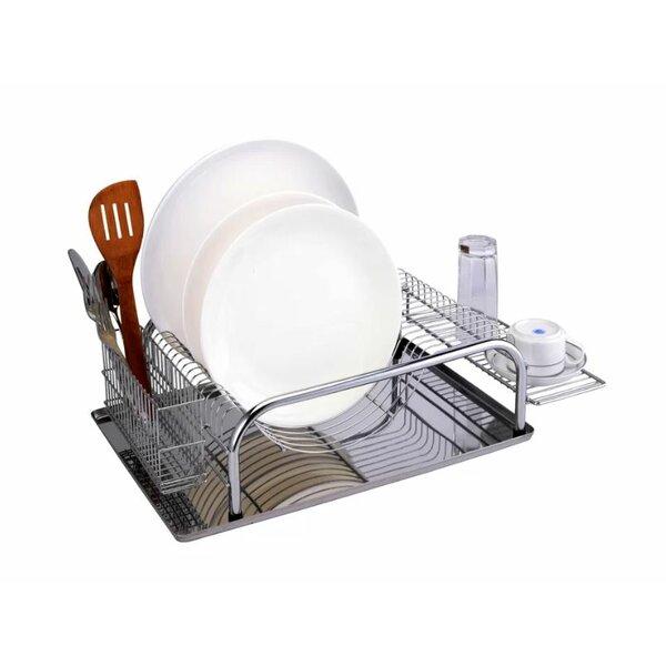 Sandra Venditti Dish Rack (Set of 2) by Linen Depot Direct