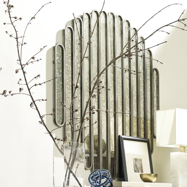 Gullickson Irregular Wall Mirror by Brayden Studio