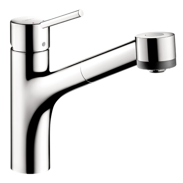 Interaktiv S Single Handle Kitchen Faucet by Hansgrohe