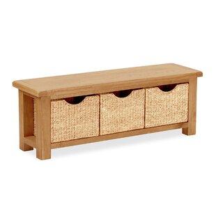 Alden Storage Bench