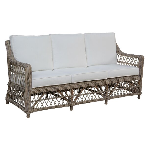Get The Latest Seaside Sofa by Panama Jack Sunroom by Panama Jack Sunroom