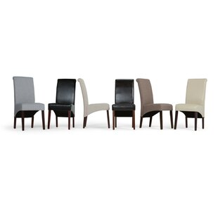 Agnon Deluxe Upholstered Dining Chair (Set of 2)