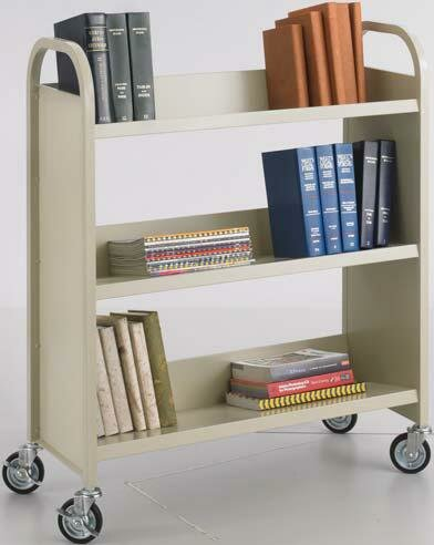 Book Cart by Safco Products Company