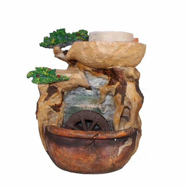 Affinia Decor Water Fountain by Millwood Pines