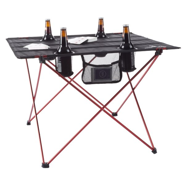 Rushden Folding Camping Table by Freeport Park