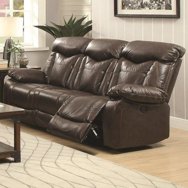 Elkin Ultra Reclining Sofa by Darby Home Co