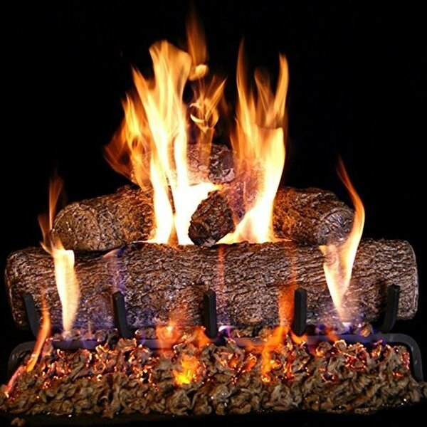 Direct Vent Natural Gas Logs By Real Fyre