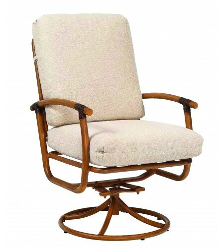 Glade Isle Dining Arm Chair by Woodard