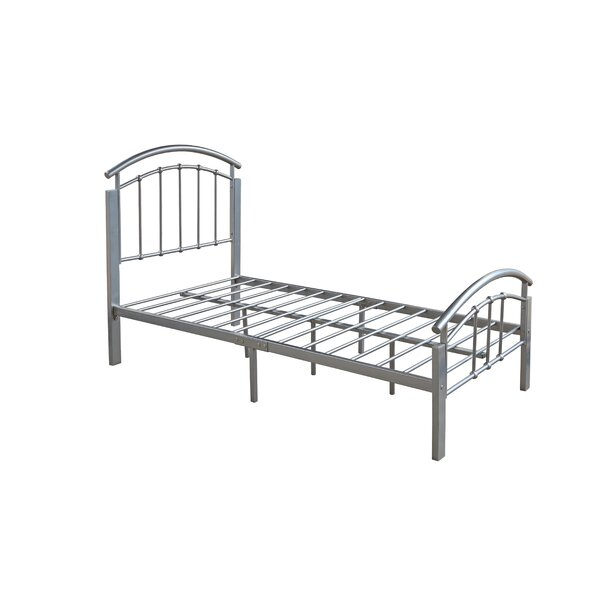 Metal Bed by Winston Porter