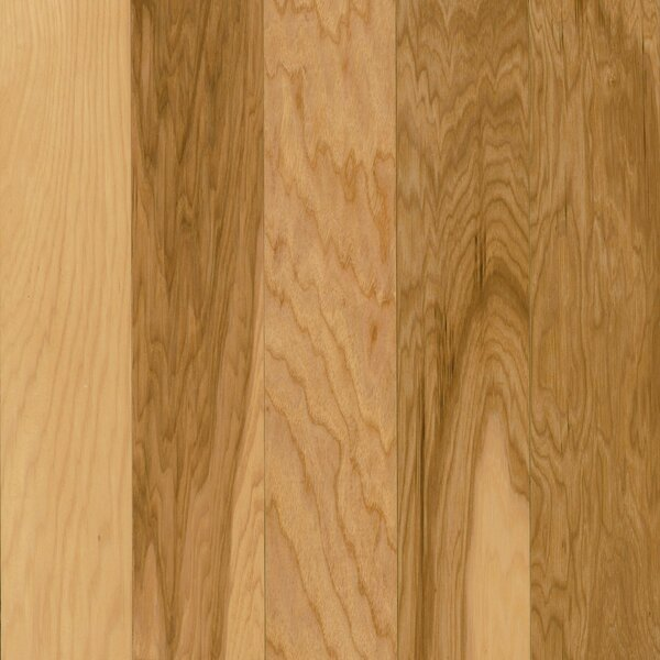 Prime Harvest 5 Solid Hickory Hardwood Flooring in Country Natural by Armstrong Flooring