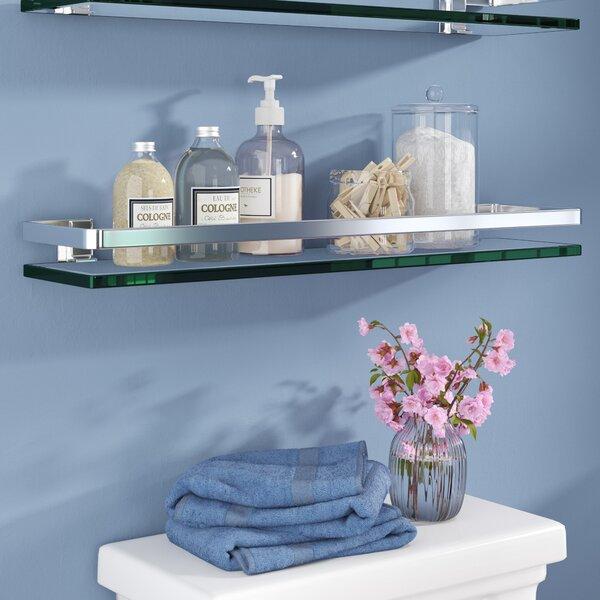 Carle Wall Shelf by Rebrilliant