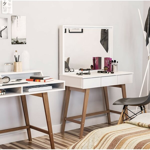 Boahaus Urban Vanity with Mirror by Boahaus LLC