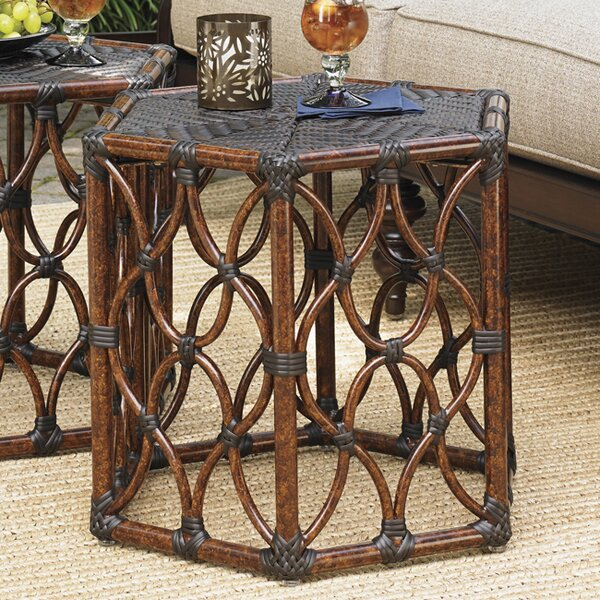 Royal Kahala Side Table by Tommy Bahama Outdoor