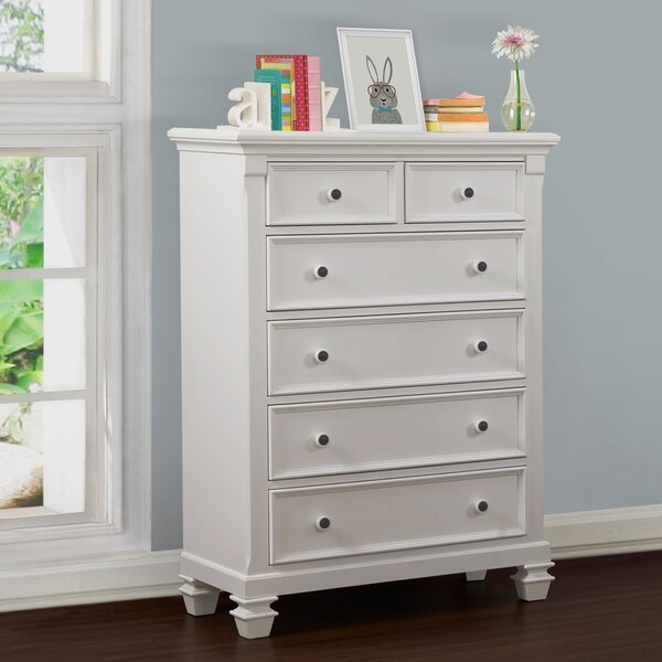 Glendale 6 Drawer Chest by Baby Cache