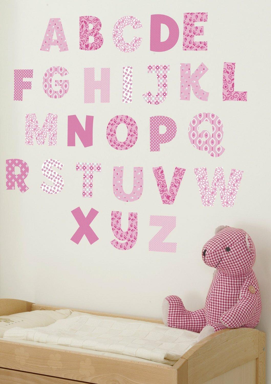 Fun To See Nursery Alphabet Wall Decal