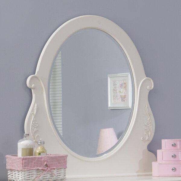 Maia Round Dresser Mirror by Viv + Rae