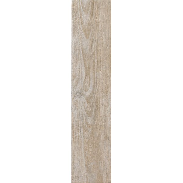 Fence 8 x 36 Porcelain Field Tile in Sand Mustang by Lea Ceramiche