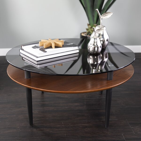 Dajane Coffee Table With Storage By Latitude Run